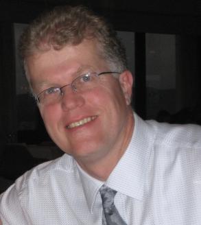 Peter Sharman Colour Profile Photo